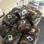Brownies por zonas