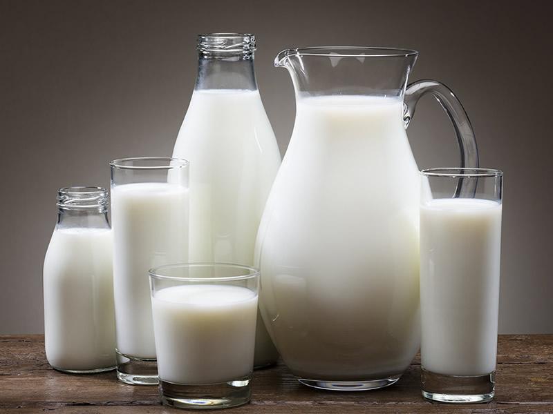 le leche es mala